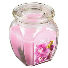 Hũ nến thơm tinh dầu Bolsius 305g QT024367 hương hoa lan