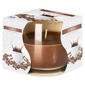 Ly nến thơm tinh dầu Bispol 100g QT024455 cà phê đen