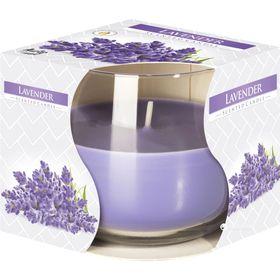 Ly nến thơm tinh dầu Bispol 100g QT024458 hoa oải hương