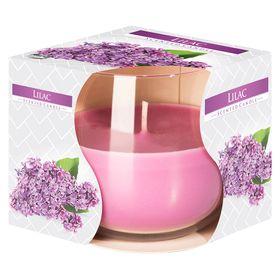 Ly nến thơm tinh dầu Bispol 100g QT024457 hoa tử đinh hương