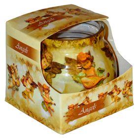 Ly nến thơm tinh dầu Admit 85g QT04537 hương thảo mộc