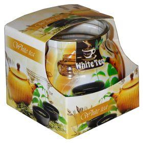 Ly nến thơm tinh dầu Admit 85g QT01894 hương trà trắng