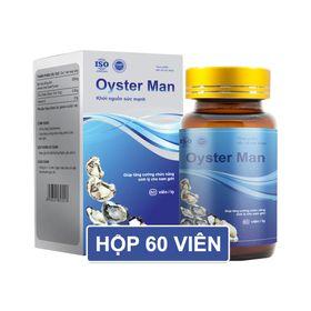 Tinh chất hàu biển Oyster Man hỗ trợ sinh lý nam