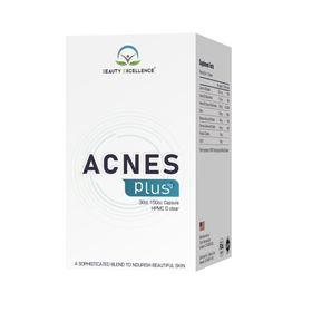 Acnes Plus Nhập khẩu Hoa Kì Hộp 30 viên Beauty Excellence