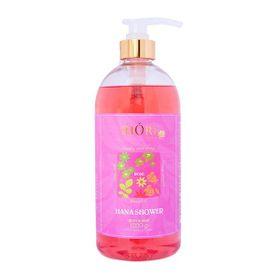 Sữa Tắm Nước Hoa Hương Hoa Hồng Riori Hana Shower Gel Rose