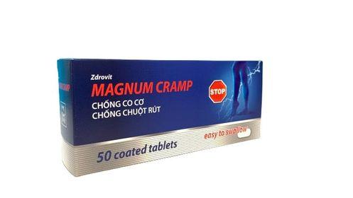 Magnum Cramp - hỗ trợ giảm co cơ và chuột rút