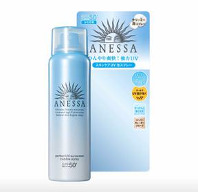 Xịt chống nắng Anessa Perfect UV Sunscreen SPF 50+