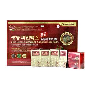 Viên Tinh Dầu Thông Đỏ Kwangdong Pine Needle Distilled Concentrate