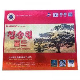 Viên Tinh Dầu Thông Đỏ Samsung Cheong Song Won Hàn Quốc