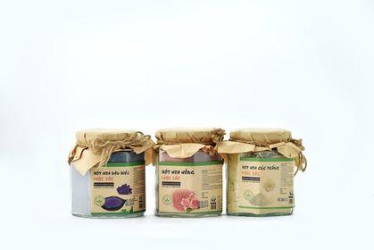 Bột hoa cúc Mộc Sắc hỗ trợ sức khỏe