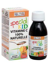 Siro Special Kid Vitamin C Naturelle Bổ Sung Vitamin C Tự Nhiên