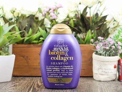 Review dầu gội Biotin Collagen có tốt không? Tác dụng và giá bán?