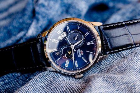 7 mẫu đồng hồ Orient dây da chính hãng dưới 4 triệu đáng mua nhất 2019