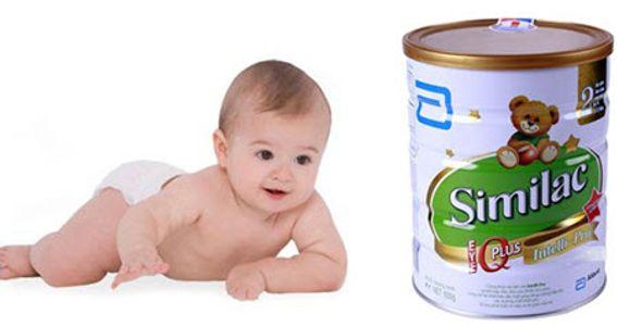 [Hỏi/Đáp] Sữa Similac có tốt không? Cách sử dụng hiệu quả nhất cho trẻ