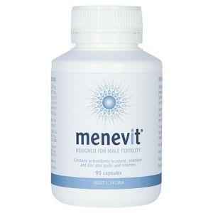 Menevit là thuốc gì? Có tốt không? Giá bao nhiêu?
