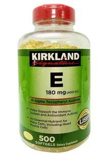 Review Vitamin E Kirkland có tốt không, uống như thế nào, giá bao nhiêu?