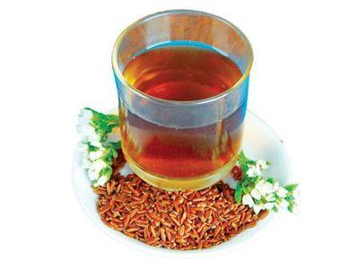 Uống trà gạo lứt có tác dụng gì? Mua ở đâu?