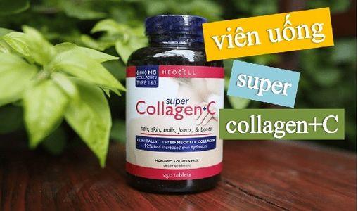 Vai trò quan trọng của super collagen c trong việc gìn giữ sắc đẹp