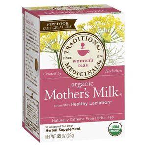 [Góc thông thái] Lựa chọn trà lợi sữa nào tốt cho cả mẹ và bé