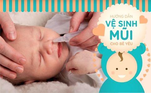 Mẹ lựa chọn Sterimar baby vệ sinh mũi cho bé - giảm triệu chứng cảm lạnh và dị ứng