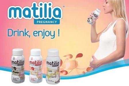 [REVIEW] Sữa Matilia và những kinh nghiệm mẹ bầu cần biết khi sử dụng sản phẩm