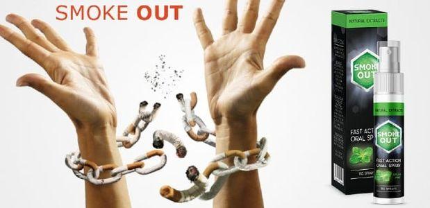 Smoke Out - giải pháp cai thuốc lá hiệu quả sau 2 tuần sử dụng