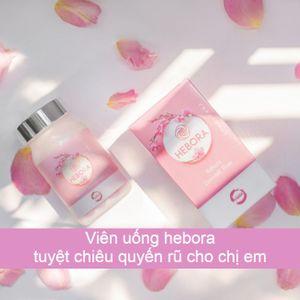 [Review] Viên uống Hebora có tốt không, có thực sự làm thơm cơ thể như lời quảng cáo?