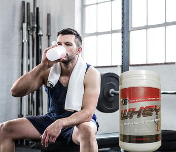 Review Top Whey Protein có tốt không, có thực sự tăng cơ giảm mỡ hiệu quả như lời đồn?