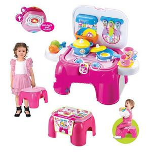 Bộ đồ chơi nấu ăn 008-93A cho bé gái