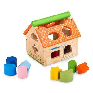 Đồ chơi gỗ Winwintoys nhà thả 68022 – kích thích tư duy bé