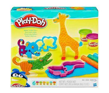 Đất nặn Play-doh thế giới động vật B1168