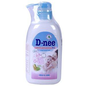 Nước rửa bình sữa Dnee 500ml chăm sóc bé yêu toàn diện