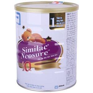 Sữa Similac neosure cho trẻ sinh non 0 - 12 tháng