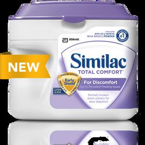 Sữa Similac Total Comfort 638g (Nội địa Mỹ) ( dành cho bé có hệ tiêu hóa kém)