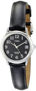 Đồng hồ Timex T2N5259J dây da đen cho nữ