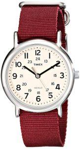 Đồng hồ Timex T2P2359J đỏ đô cực phong cách