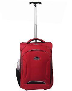 Balo du lịch Kity có cần kéo tay tiện dụng
