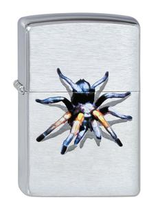 Bật lửa Zippo 1935 Replica Brushed Chrome Lighter