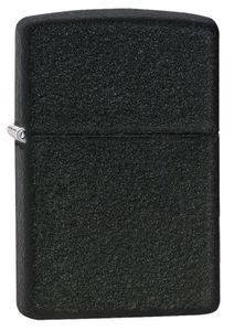 Bật lửa Zippo 236 Black Crackle Lighte