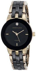 Đồng hồ Anne Klein nữ AK/1610BKGB