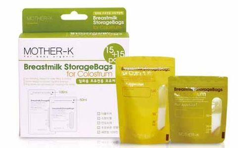 Túi trữ sữa non MotherK Hàn Quốc (30c)