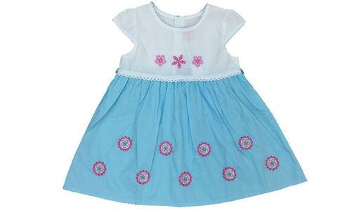 Váy cho bé gái Sunny Baby dễ thương size cho bé 9 – 15kg