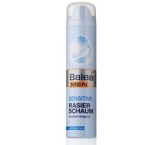 Bọt cạo râu Balea Men Sensitive Rasierschaum cho da nhạy cảm