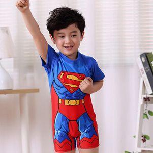 Đồ bơi cho bé trai liền thân hình siêu nhân