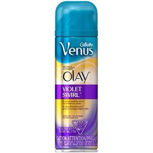 Kem cạo râu Gillette Venus Olay Violet Swirl 198g
