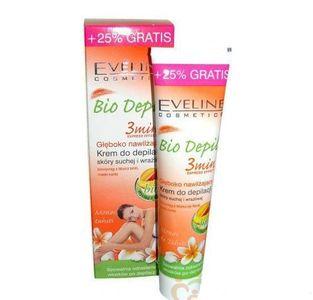 Kem tẩy lông hữu cơ 3 vùng Bio Depil