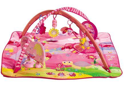 Thảm nằm chơi 3D cho bé Tiny Love có nhạc