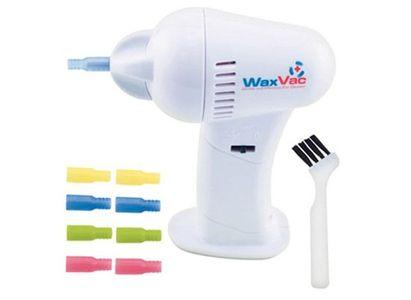Máy hút ráy tai Wax Vac cao cấp có đèn pin tiện dụng