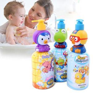 Sữa tắm cho bé Pororo thiết kế nhân vật hoạt hình ngộ nghĩnh