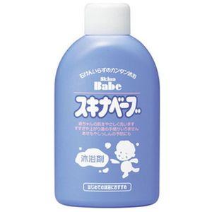 Sữa tắm trị rôm sẩy cho bé Skina Babe Nhật Bản 500ml